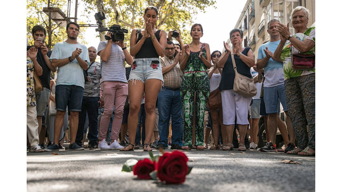 California man celebrating honeymoon killed in Barcelona terror attack, family says