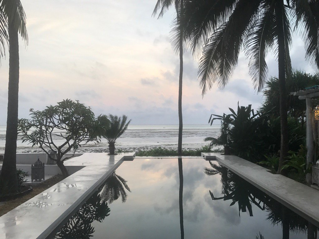 Sunrise in Zanzibar. Match day. #COYR #saintsfc https://t.co/eN611Bq10s