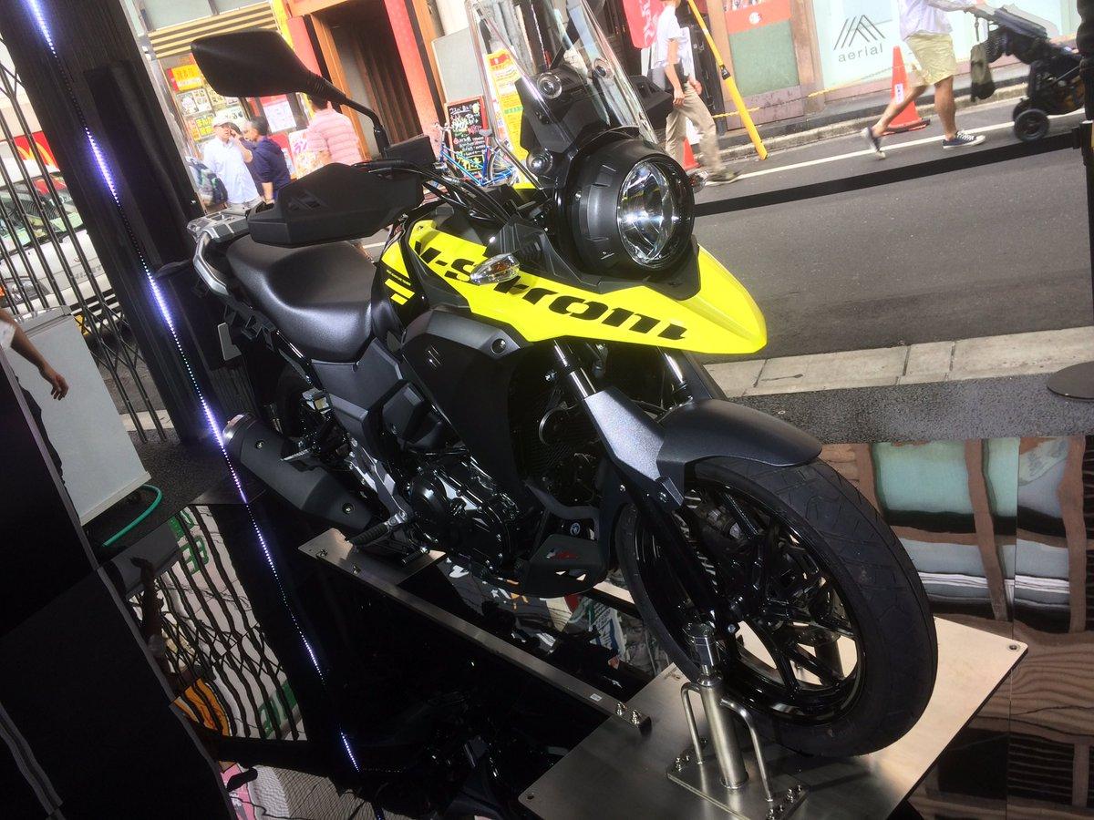 スズキ!#ばくおん #バイクの日