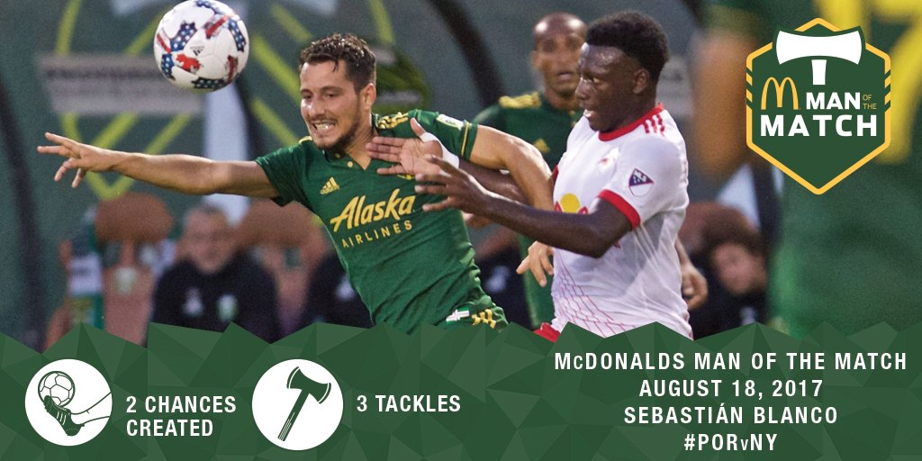 Your @McDonaldsNW Man of the Match for #PORvNY is... Sebastian Blanco! #RCTID #PORvNY https://t.co/DZnCz6imk2