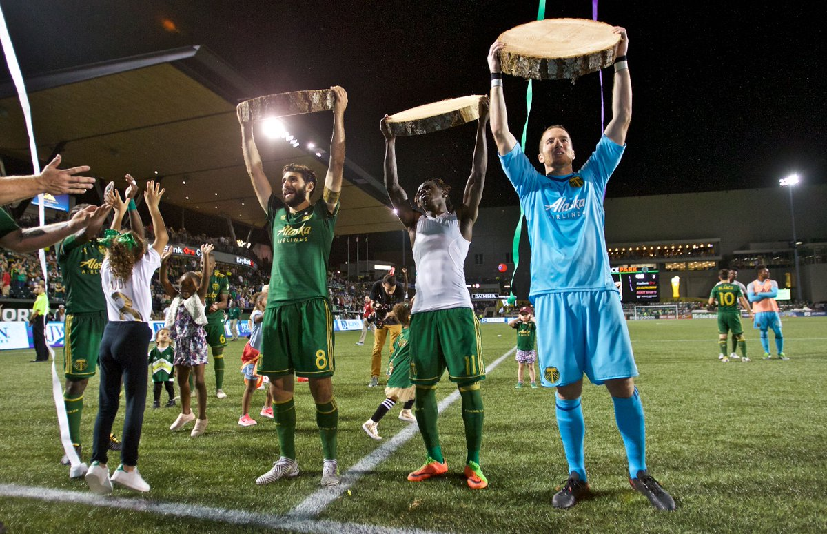 Two goals. One clean sheet. Three slabs. Three points. https://t.co/sD3tPvniJg #RCTID #PORvNY https://t.co/zhyNapuAW1