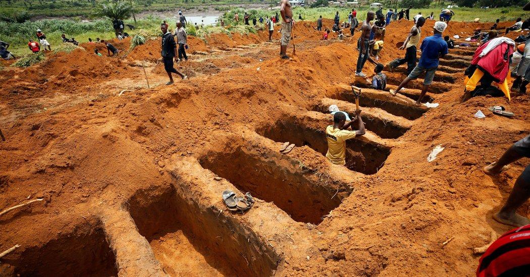 Sierra Leone Mudslides Unlikely to Leave Survivors, Rescuers Say