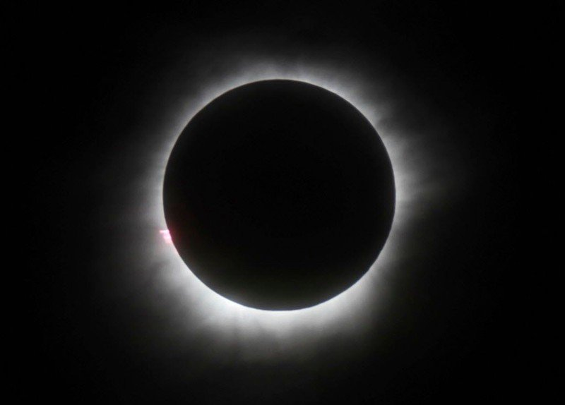 Total solar eclipse 2017 in Georgia: What's the cost to business?