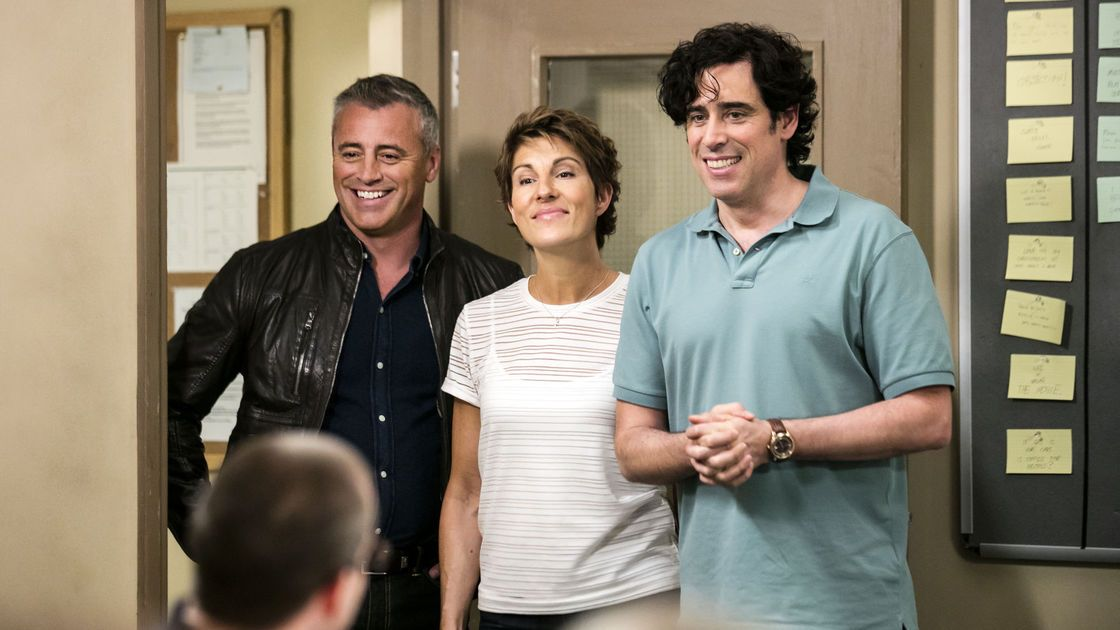 Nobody's putting Matt LeBlanc in a 'Box,' thanks to 'Episodes'