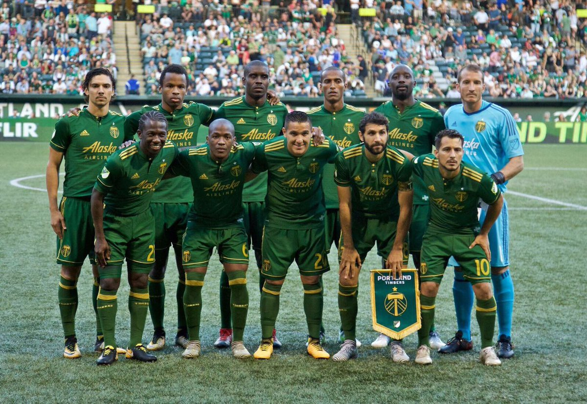 3 points! Great home game, incredible support today! Timbers Army are the best ⚽️💚 #DG20 @TimbersFC https://t.co/FI8qmlLwjG