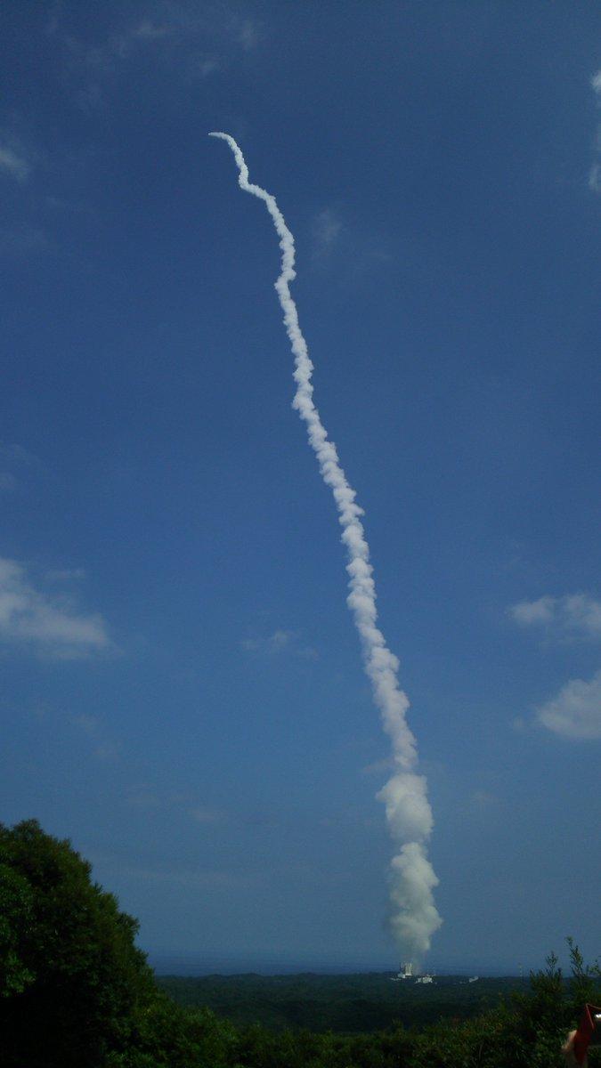 ロケットロード。#宇宙兄弟#H2AF35 #QZS3