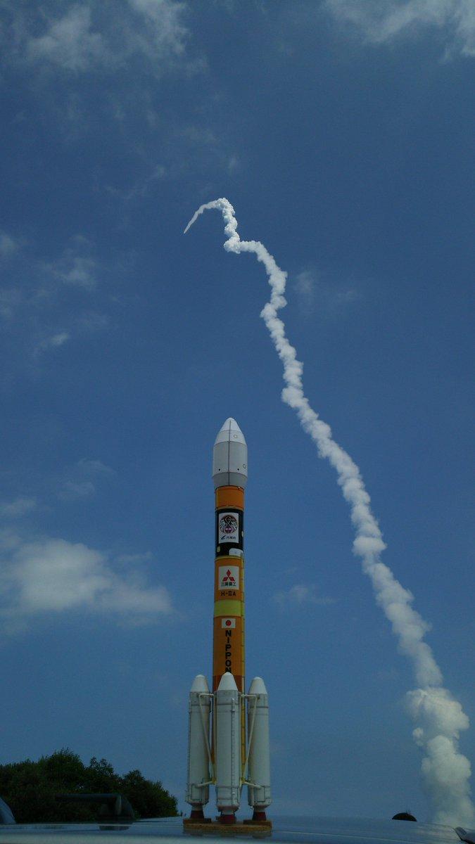 ロケットロード・その2#宇宙兄弟#H2AF35 #QZS3