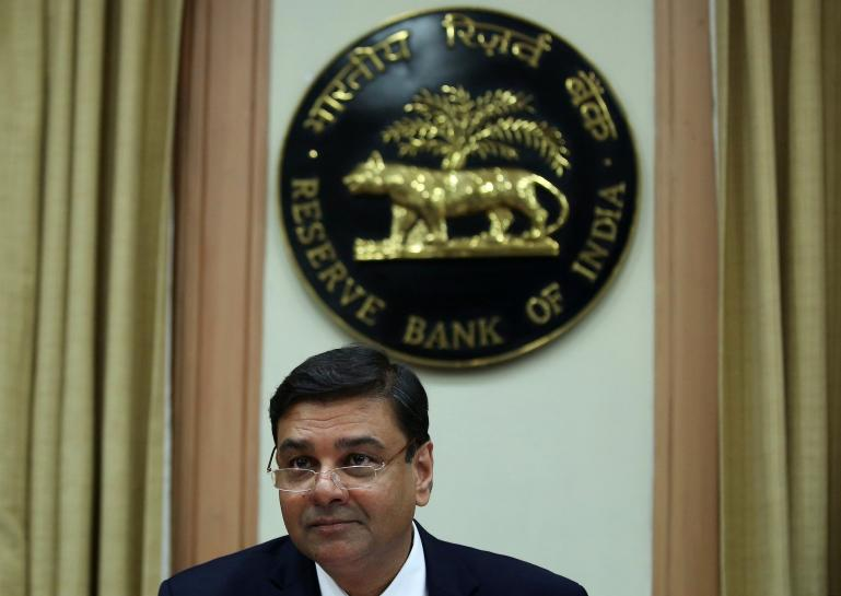 India's central bank governor says state banks need more capital