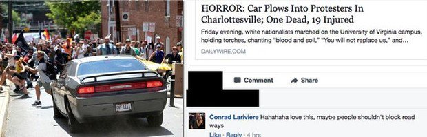Springfield Police Department had no social media policy at time of officer Conrad Lariviere's Charlottesville comments