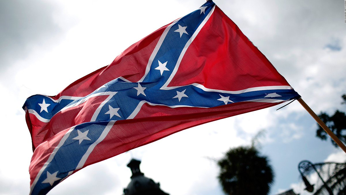 Monuments, schools and holidays 1,500 symbols of the Confederacy in the US