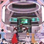 PSO2アニメ集会やってます宜しければご参加くださいB939です。現在トリプルコアの漫才中です。