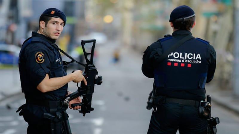 Spain says cell behind twin attacks 'completely dismantled'