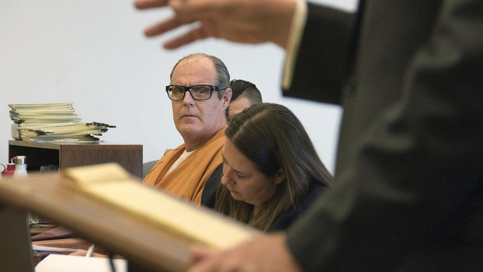 California mass killer spared death sentence