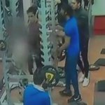 VIDEO: Man assaults woman after she complains about his behaviour in Indoregym