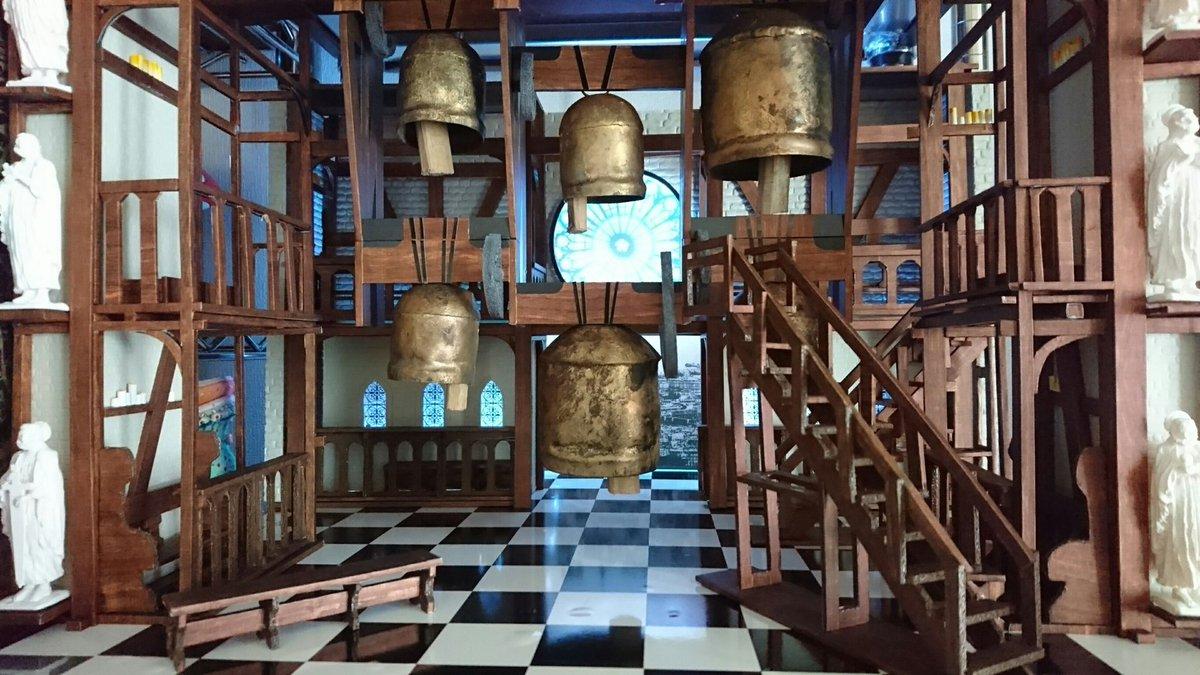 ノートルダムの鐘 カジモド 病気