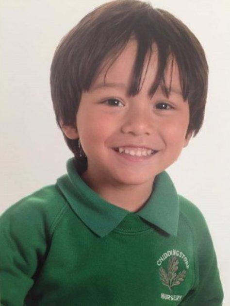 Julian (7) nog steeds vermist