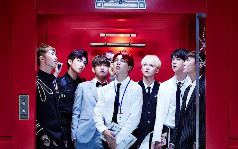 """BTS's """"Dope"""" Becomes Their 1st"""