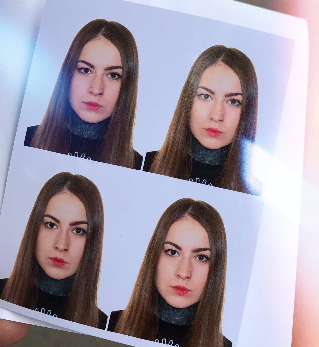 Удачное фото на паспорт: секреты и советы Самая любимая! 35