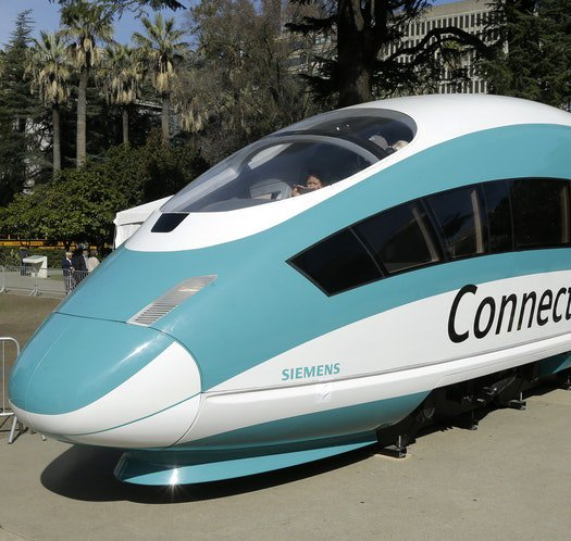 High-speed train to connect Houston, Dallas
