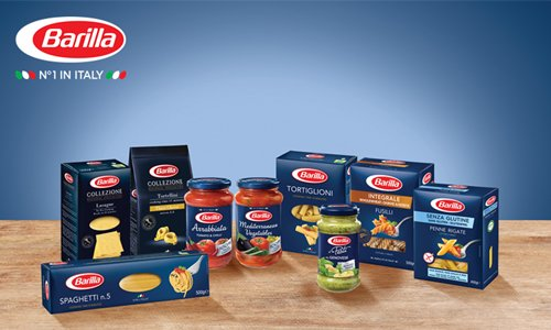 Win a Barilla Pasta prize package! competition freebie prize giveaway RT