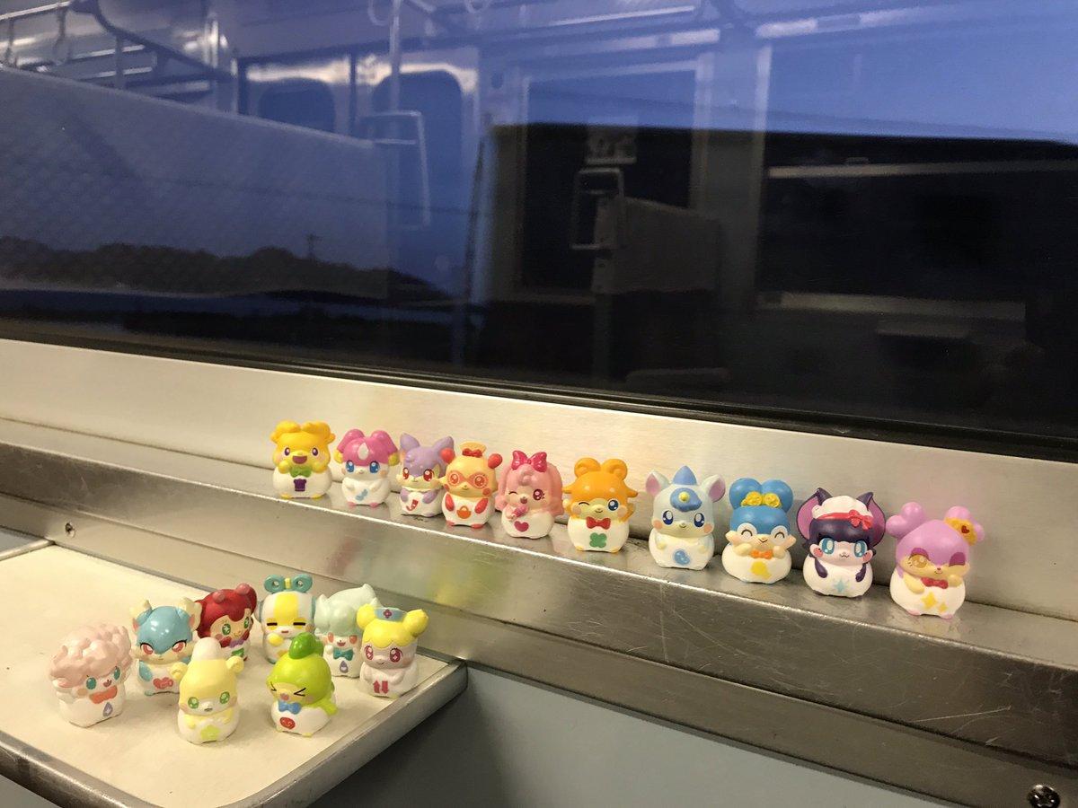 さぁみんな!大阪に帰るよ!#ここたびキャンペーン #ここたま