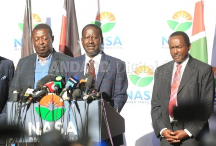 Raila must prove poll was compromised at the constituency