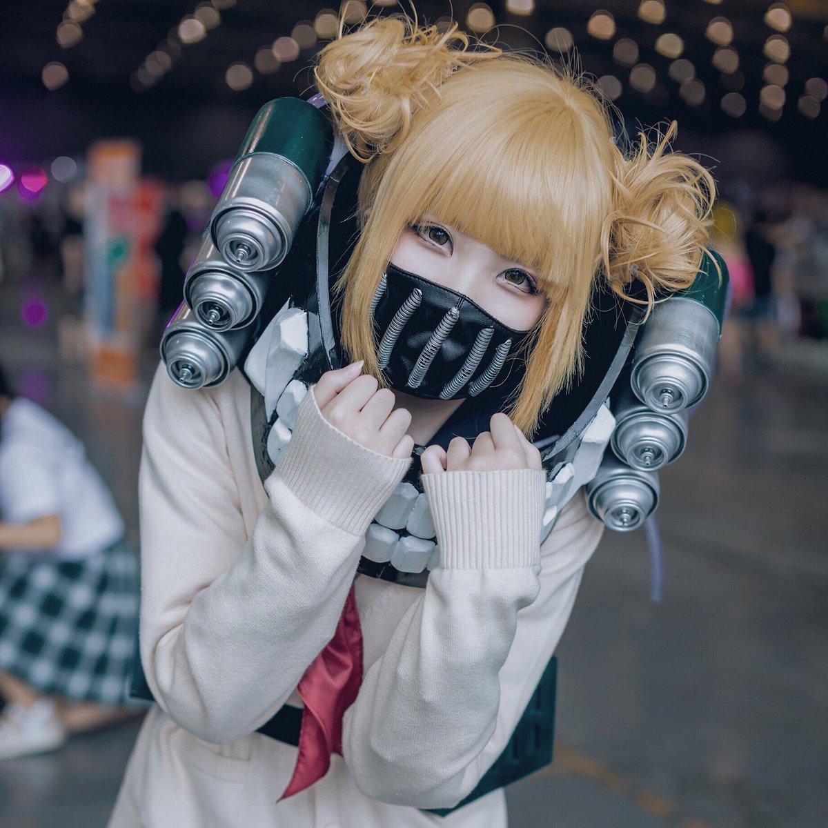 #cosplay#僕のヒーローアカデミア #トガヒミコ #渡我被身子🖤トガヒミコ 寫真 Dark様
