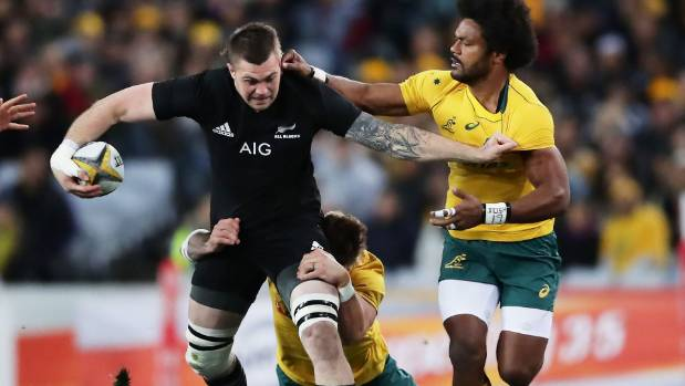 All Blacks flanker Liam Squire shows true potential in win over Wallabies
