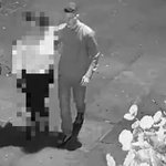 Police release CCTV footage of man after woman is raped in Salford