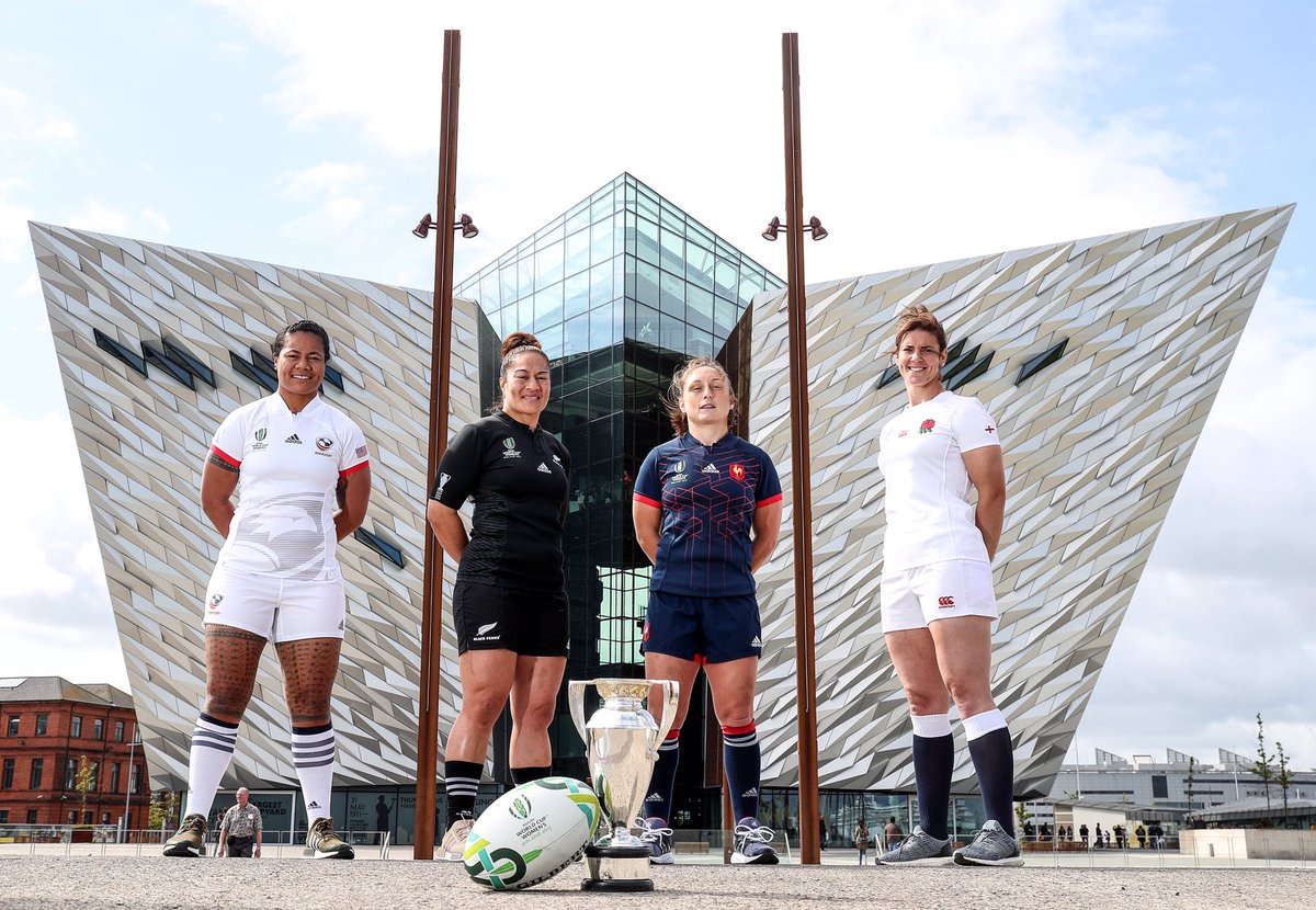 test Twitter Media - A Titanic battle awaits 🏉  #Belfast #WRWC2017 #Bringit https://t.co/MKcZLXEb4T