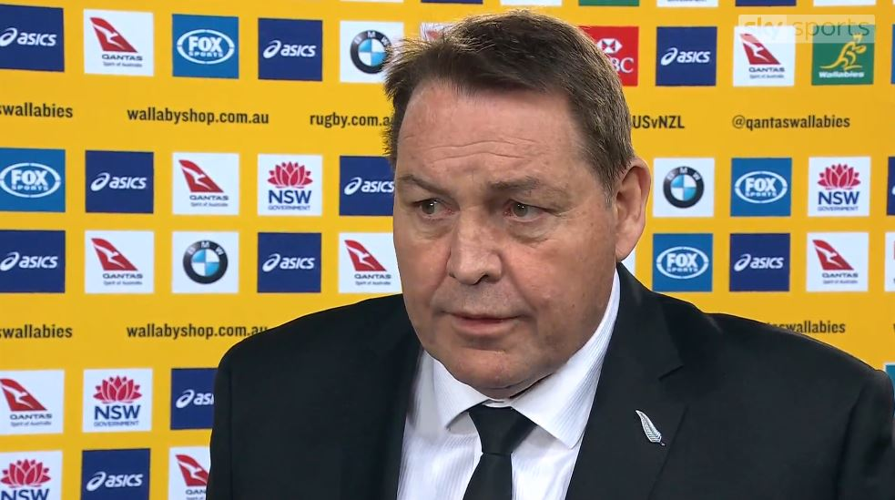 test Twitter Media - 'As good as you can get', said Hansen of the first half, which New Zealand won 40-6. Of the second? 'The worst.': https://t.co/xqQ8Uclfgj https://t.co/MjVJpMnVkm
