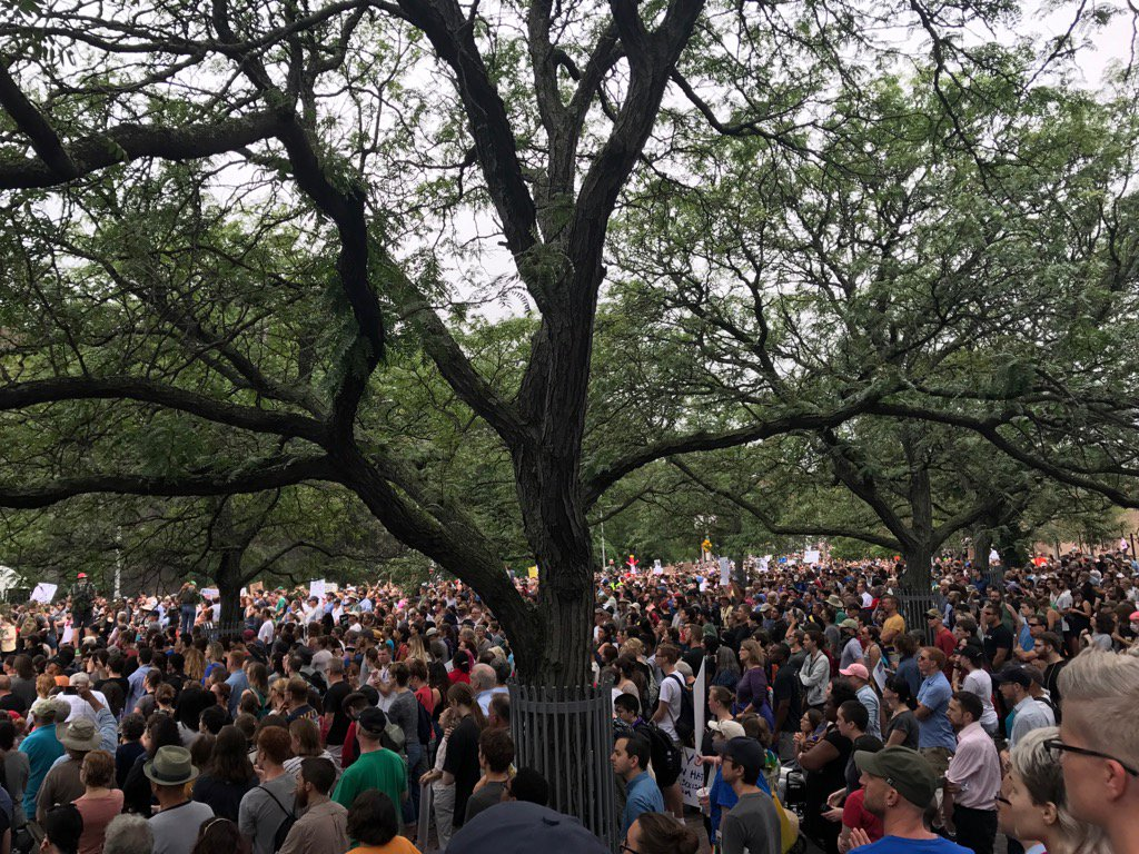 RT @PSYCH_HYPE: This is the biggest rally I have seen in Boston. And for good reason.  #FightSupremacy #BostonResist https://t.co/oGobaaXO7P