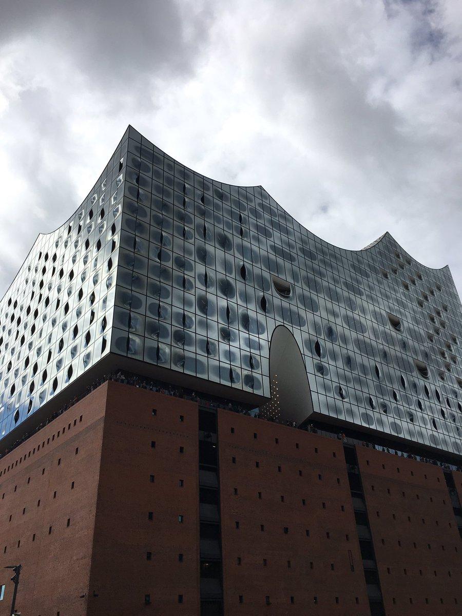 #Hamburg #Elbphilharmonie https://t.co/P5vOEgTap5