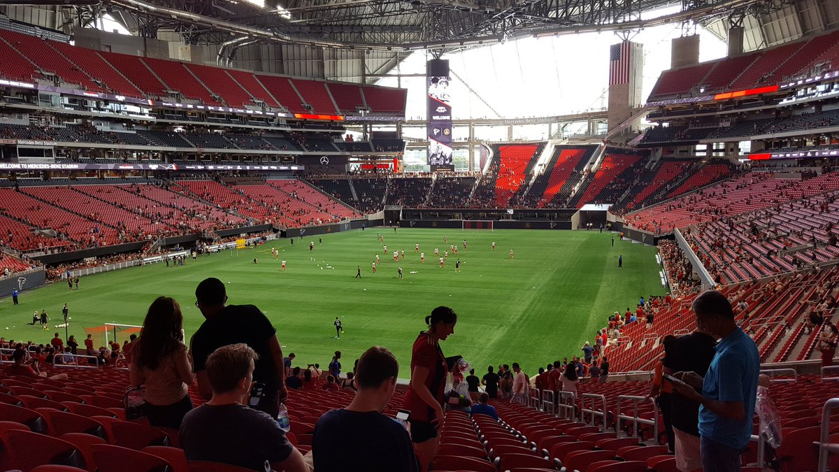 test Twitter Media - The view from my seat. #MBStadium #UniteAndConquer https://t.co/0xvjmDe396