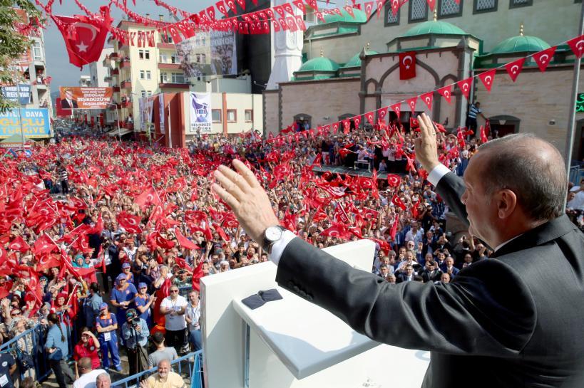German critic of Turkey's Erdogan arrested in Spain