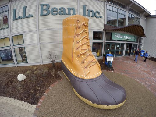 LL Bean boosting production of iconic boot