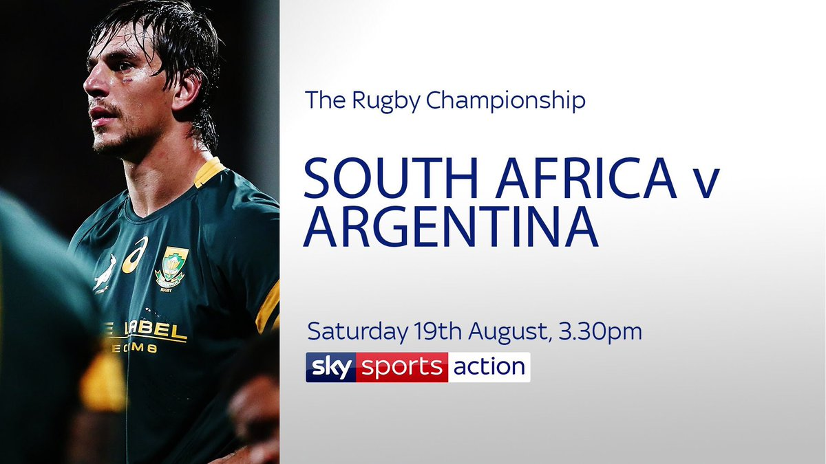 test Twitter Media - LIVE: Join us for game 2 of @SanzarTRC: @Springboks v @lospumas 📺 SSAction NOW https://t.co/UvqfU7KwPX