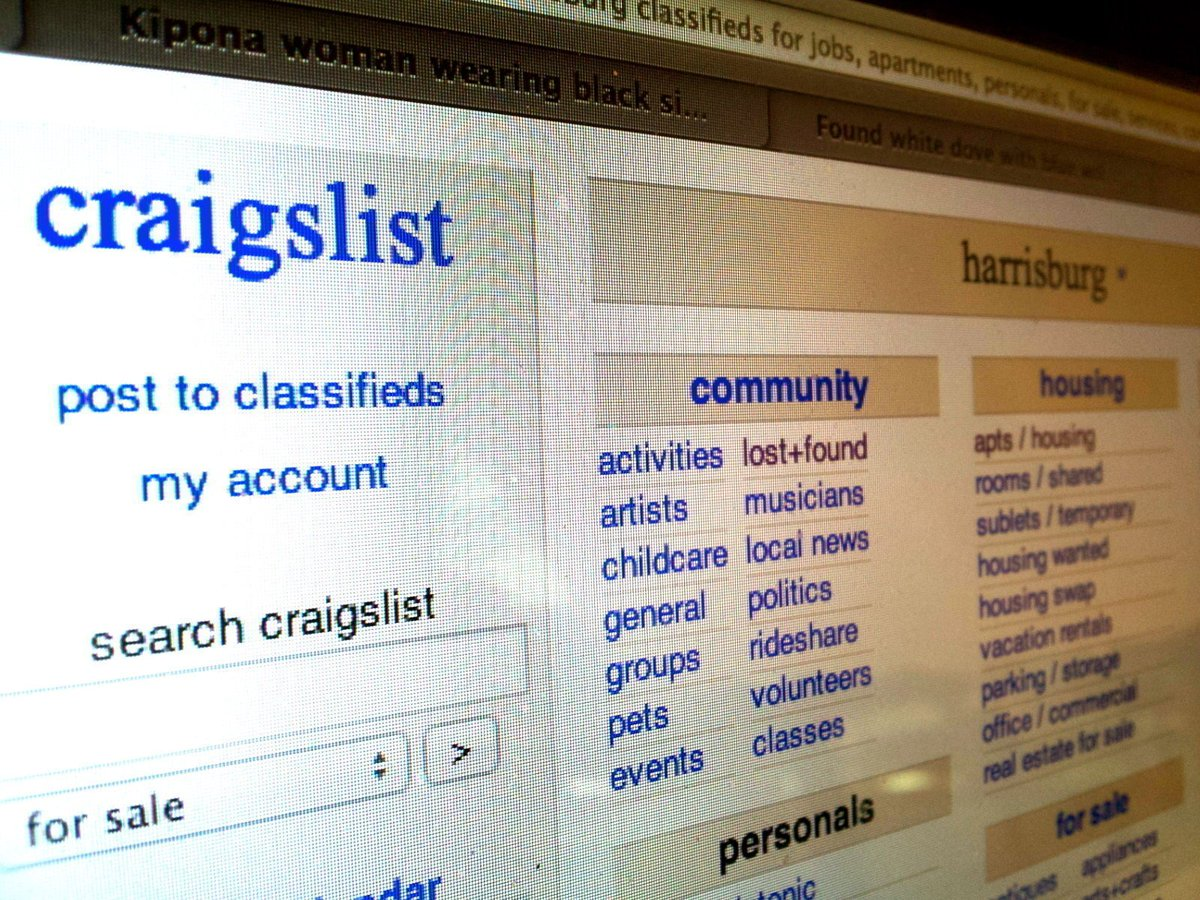 Man going to jail for posing as ex-wife in Craigslist ad to hire hitman