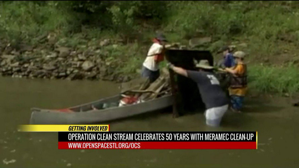 Operation Clean Stream needs volunteers to help restore the Meramec River