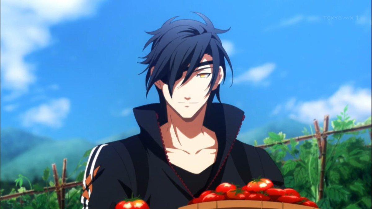 ビビオペ→シンフォギア→刀剣乱舞 トマトのバトンは続いて行く #katsugeki  #活撃