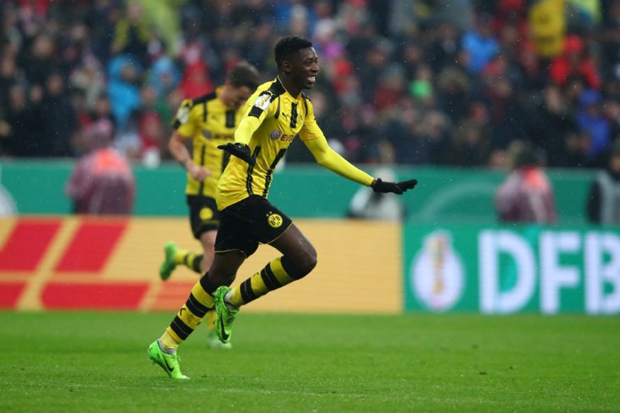 Dembele can join Barcelona for right price - Dortmund