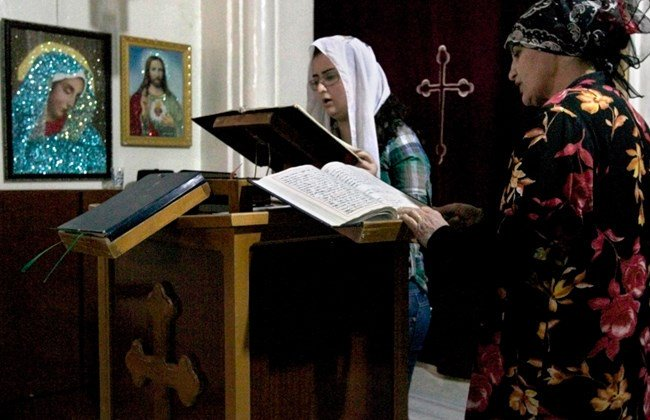 New bishop brings hope to some of Syria's Christians