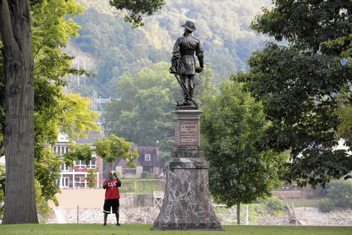 Northwest Indiana experts weigh in as art, race issues converge in Confederate monument debate
