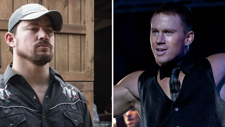 From #LoganLucky to #MagicMike: The hidden potential of Channing Tatum https://t.co/qVbCMmhVWe https://t.co/oihG5vI2cQ