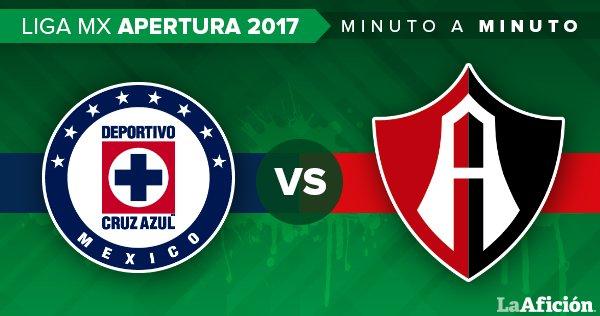 Arranca el partido! Desde el Azul, @Cruz_Azul_FC �� y el @atlasfc �� ya están jugando | https://t.co/kj5VUIMzwC https://t.co/OZFBDbABId