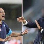 Allegri e Sarri, partenza lanciata. Inter-Milan, ora tocca a voi