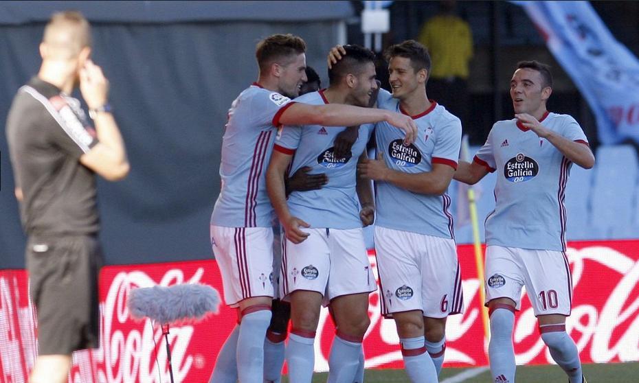 Uno a Uno: Celta 2 - Real Sociedad 3 https://t.co/3HUdjm6U5I https://t.co/q9yrOEQP87