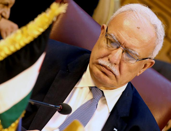 Palestinian foreign minister welcomes Egypt's warmer ties with Hamas