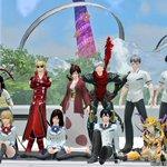 †コア†「第8回PSO2アニメ集会楽しかったな!」#PSO2アニメ集会