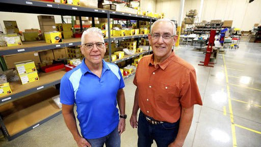 Iowa company creates products needed for scientific research